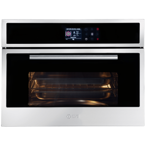 <span>ILCS45X - Stainless Steel</span>60cm Combination Steam Oven