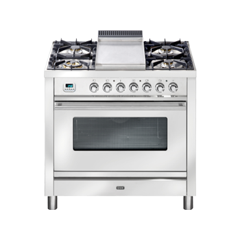 Freestanding Cookers  sc 1 st  Ilve & Canopy u0026 Slide Out Rangehoods - Live With ILVE