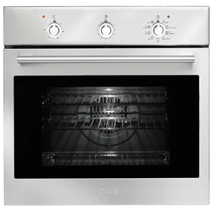 <span>600SKMI - Stainless Steel</span>60cm single Electric oven