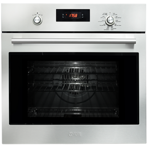 <span>600SPYKTI - Stainless Steel</span>60cm Pyrolytic Oven