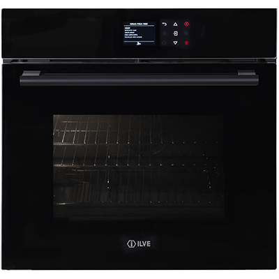 <span>600SPYTCBV - Black Glass</span>60cm Pyrolytic Oven
