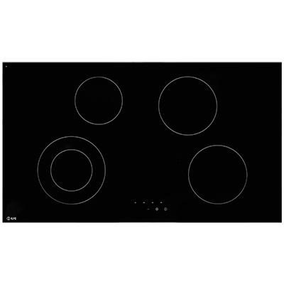 <span>90CM CERAMIC COOKTOP</span>4 zone electric cooktop