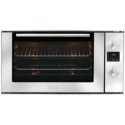 <span>90CM ELECTRIC OVEN</span>BUILT-IN