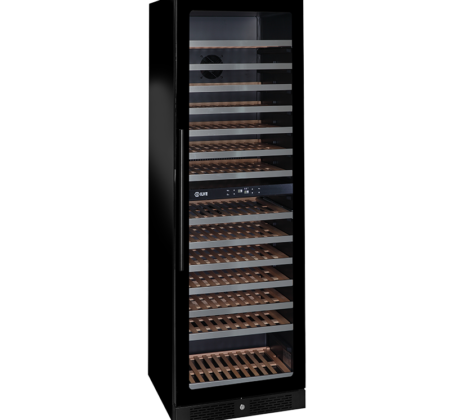 <span>DUAL ZONE SINGLE DOOR WINE CELLAR TOWER</span>154 BOTTLES AVAILABLE WITH LEFT OR RIGHT HINGE
