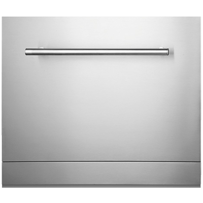 <span>compact dishwasher</span>with 6 place settings & 7 wash programs