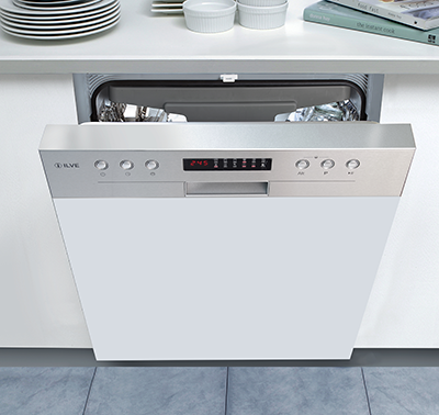 <span>Semi-Integrated</span>Compact Dishwasher