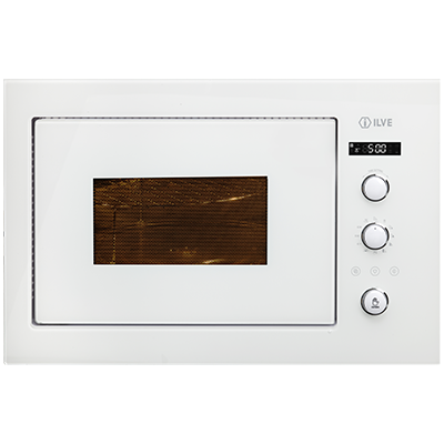 <span>IV605WV - White Glass</span>BUILT-IN MICROWAVE WITH TRIMKIT