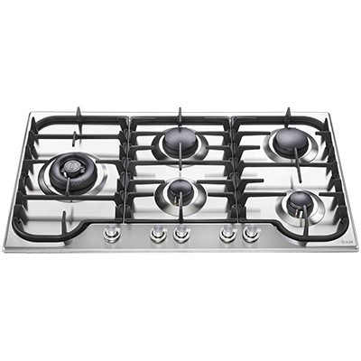 <span>HCB90SD/SS - Stainless Steel</span>90CM GAS COOKTOP