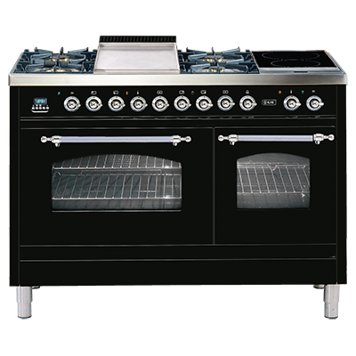 <span>PSN120FIE3</span>120cm Double Electric Oven