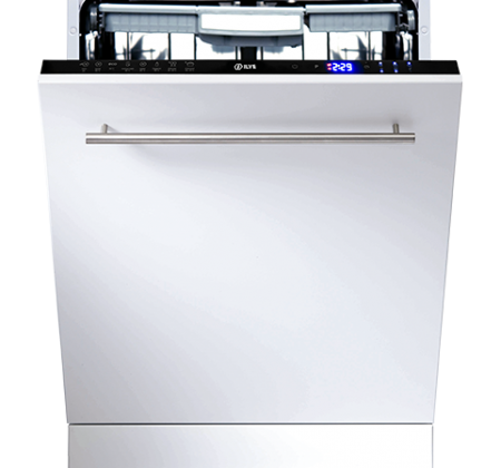 <span>Fully Integrated Dishwasher</span>with 15 place setting