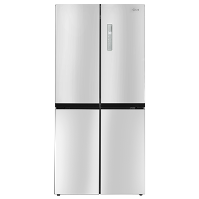 <span>FRENCH DOOR REFRIGERATOR</span>FOUR COMPARTMENT