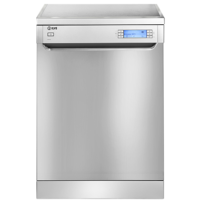 <span>FREESTANDING DISHWASHER</span>WITH 15 PLACE SETTINGS & 10 WASH PROGRAMS