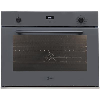 <span>75CM BUILT-IN ELECTRIC OVEN</span>Grigio Lusso Serie