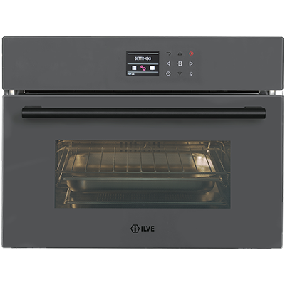 <span>COMBINATION STEAM OVEN</span>60CM BUILT-IN