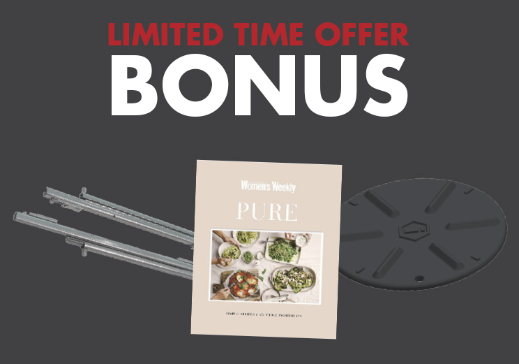 HNF SERIES BONUS GIFTS WITH PURCHASE