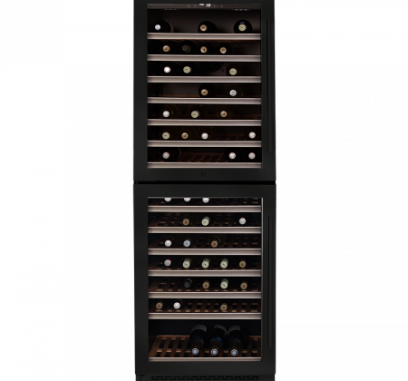 <span>WINE CABINET</span>DUAL ZONE double door
